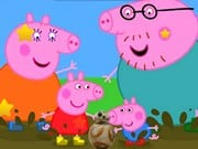 Play Peppa Pig Hidden Stars Game on FOG.COM