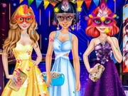 Play Princesses New Year Ball 2018 Game on FOG.COM