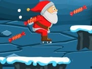 Play Santa On Skates Game on FOG.COM