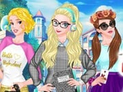 Play Back To School Fashion Trends Game on FOG.COM