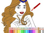 Play Descendants 2 Coloring Book Game on FOG.COM