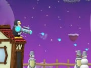 Play Penguin Vs Snowmen Game on FOG.COM