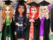 Disney Princesses Graduation Party
