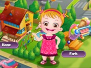 Play Baby Hazel Dream World Game on FOG.COM