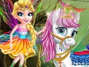 Princess Fairytale Pony Grooming