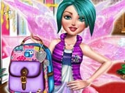 Play Fairy College Fashion Game on FOG.COM