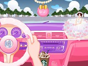 Play Princess Driver Quiz Game on FOG.COM