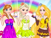 Princesses Easter Fashion