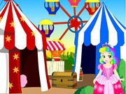 Play Princess Juliet Carnival Treats Game on FOG.COM