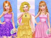 Play Princess Dinner Outfits Game on FOG.COM