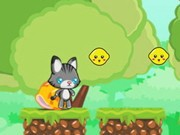 Play Baby Cat Adventure Game on FOG.COM