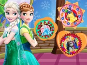 Play Princesses Cookies Decoration Game on FOG.COM