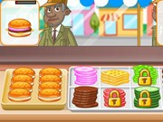 Play Burger Shop Game on FOG.COM
