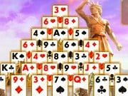 Play Ancient Wonders Solitaire Game on FOG.COM