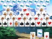Play Snowy Peaks Solitaire Game on FOG.COM