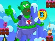 Play Super Troll Candyland Adventures Game on FOG.COM