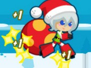 Play Santa Girl Runner Game on FOG.COM
