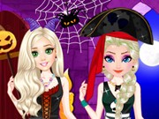 Princesses Halloween Fashion