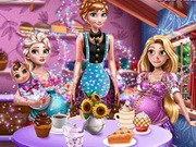 Princess Sweets Shop