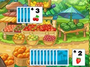 Play Tri-fruit Solitaire Game on FOG.COM
