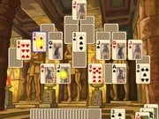 Play Egypt Pyramid Solitaire Game on FOG.COM