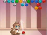 Play Kitty Bubbles Game on FOG.COM