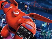 Play Big Hero 6 Jigsaw Game on FOG.COM