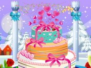 Play White Wedding Cake Game on FOG.COM