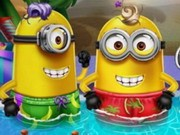 Play Minion Pool Party Game on FOG.COM