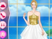 Play Helen Luxury Bridal Dress Up Game on FOG.COM