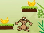 Play Monkey Banana Jump Game on FOG.COM