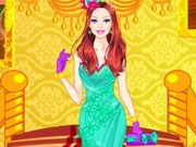 Barbie Beauty Princess Dress Up