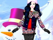 Play Barbie Winter Dress Up Game on FOG.COM