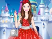 Barbie Fashion Fairytale Dress Up
