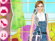Play Helen Casual Suspenders Dress Up Game on FOG.COM