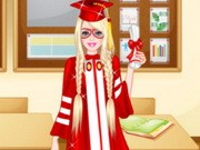 Barbie Harvard Graduates Dress Up