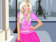 Barbie At Shopping Dress Up
