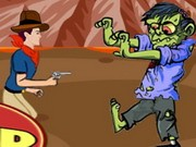 Play Cowboy Shoot Zombies Game on FOG.COM