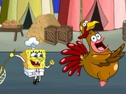 Play Spongebob Quirky Turkey Game on FOG.COM
