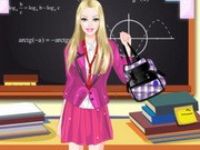 Barbie Back To School Dress Up