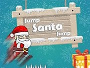 Play Jump Santa Jump Game on FOG.COM