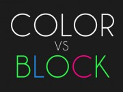 Color vs block