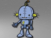 Play Cartoon Robot Jigsaw Game on FOG.COM