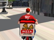 Play Motor Bike Pizza Delivery 2020 Game on FOG.COM