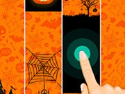 Play Halloween Magic Tiles Game on FOG.COM