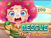 Play Funny Rescue Zookeeper Game on FOG.COM