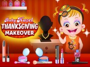 Play Baby Hazel Thanksgiving Makeover Game on FOG.COM