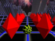 Play Sky Rolling ball Game on FOG.COM