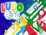 Play Ludo classic : a dice game Game on FOG.COM