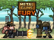 Play Metal Guns Fury : beat em up Game on FOG.COM